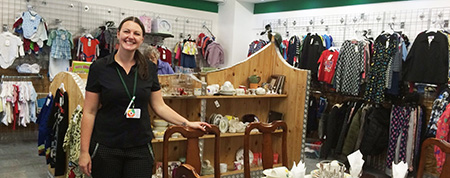New Hospice shop opened 5 September