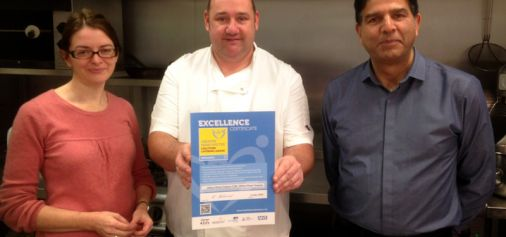 Willow Wood Wins Healthier Catering...