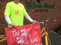 Can you ride your bike for Willow Wood?