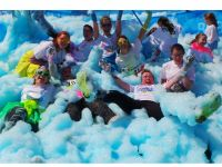 THE BUBBLE RUSH - IT'S BUBBLEICIOUS!