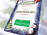 Secret Santa | Santa's Grotto | Christmas Party with Santa & Smilie