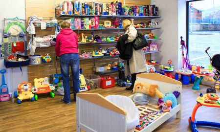 Willow Wood Hospice Specialist Baby Shop
