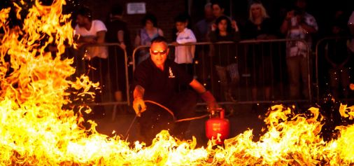 The Firewalk Returns
