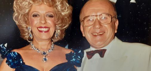 JULIE GOODYEAR MBE TO BECOME PATRON OF...