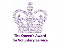 The Queen's Award for Voluntary Service 2016